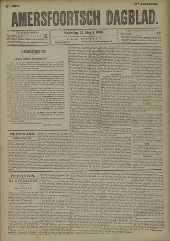 Amersfoortsch Dagblad 1908-03-23