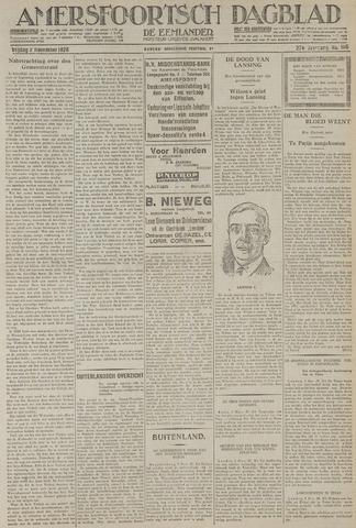 Amersfoortsch Dagblad / De Eemlander 1928-11-02