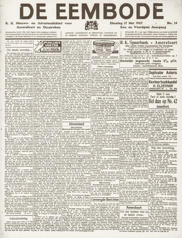 De Eembode 1927-05-17