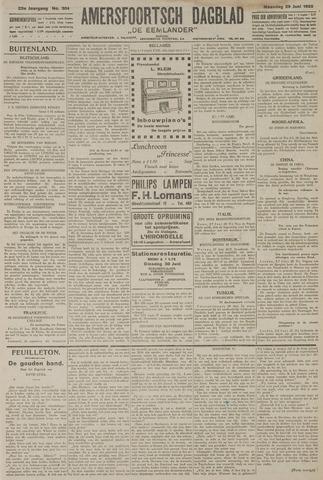 Amersfoortsch Dagblad / De Eemlander 1925-06-29