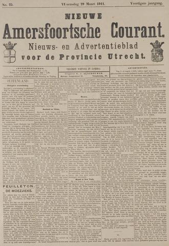 Nieuwe Amersfoortsche Courant 1911-03-29