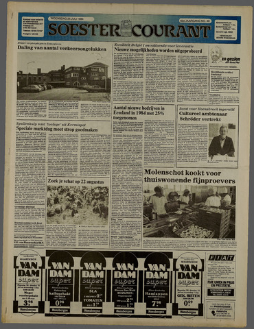 Soester Courant 1984-07-25