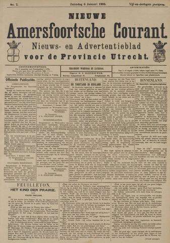 Nieuwe Amersfoortsche Courant 1906-01-06