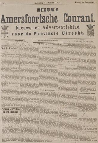 Nieuwe Amersfoortsche Courant 1911-01-14