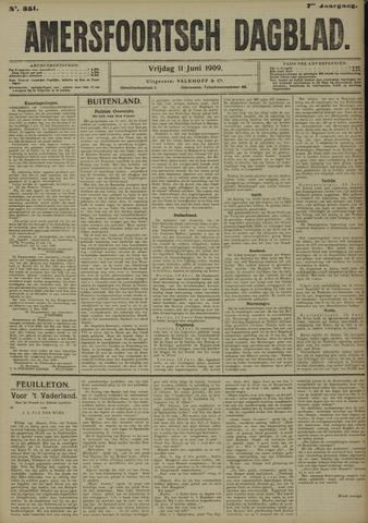 Amersfoortsch Dagblad 1909-06-11