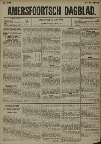 Amersfoortsch Dagblad 1908-06-18