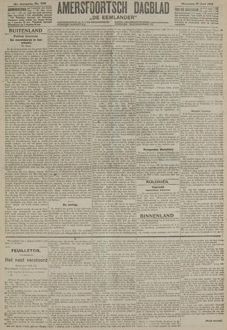 Amersfoortsch Dagblad / De Eemlander 1918-06-10