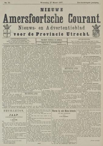 Nieuwe Amersfoortsche Courant 1907-03-27