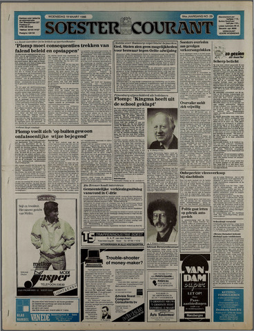 Soester Courant 1986-03-19