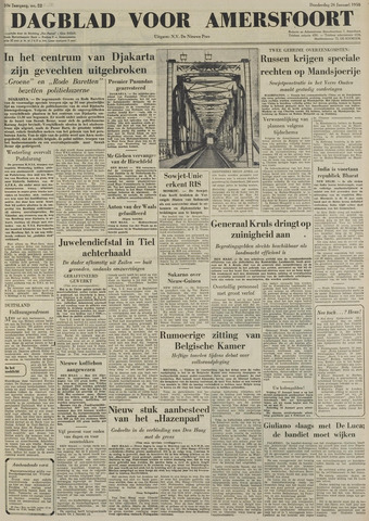 Dagblad voor Amersfoort 1950-01-26