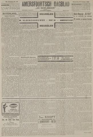 Amersfoortsch Dagblad / De Eemlander 1920-10-20