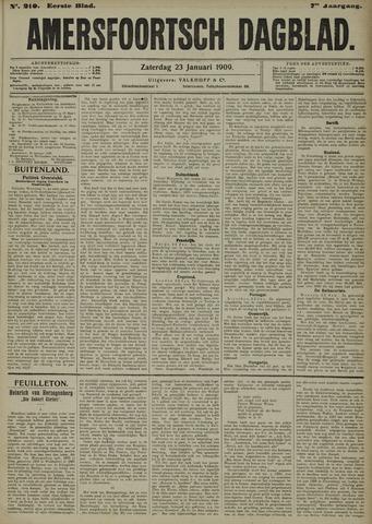 Amersfoortsch Dagblad 1909-01-23