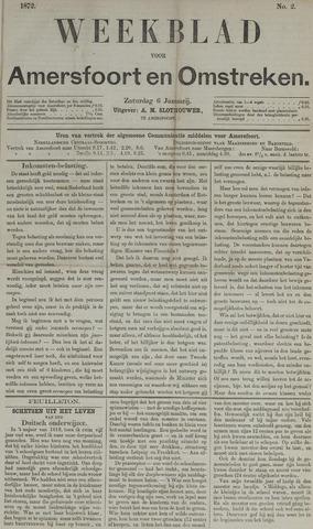 Weekblad voor Amersfoort en Omstreken 1872-01-06