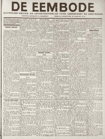 De Eembode 1918-08-13