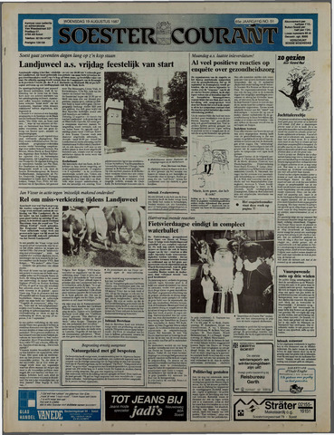 Soester Courant 1987-08-19