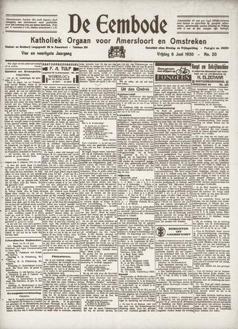 De Eembode 1930-06-06