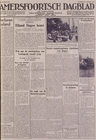 Amersfoortsch Dagblad / De Eemlander 1941-10-22