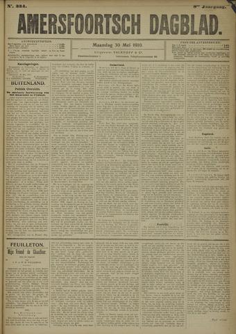 Amersfoortsch Dagblad 1910-05-30