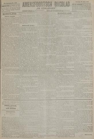 Amersfoortsch Dagblad / De Eemlander 1919-04-15
