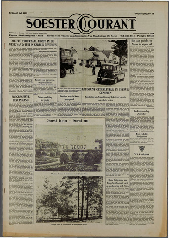 Soester Courant 1971-07-09