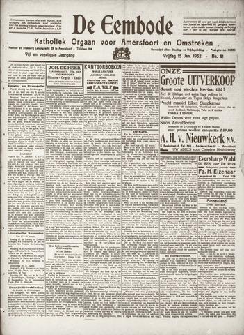 De Eembode 1932-01-19