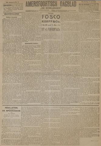 Amersfoortsch Dagblad / De Eemlander 1919-07-03