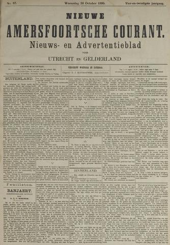 Nieuwe Amersfoortsche Courant 1895-10-30