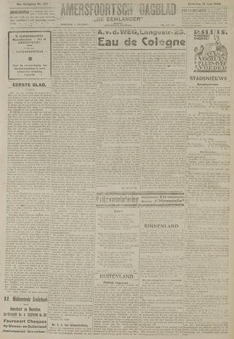 Amersfoortsch Dagblad / De Eemlander 1920-06-19