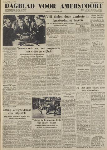 Dagblad voor Amersfoort 1949-01-21