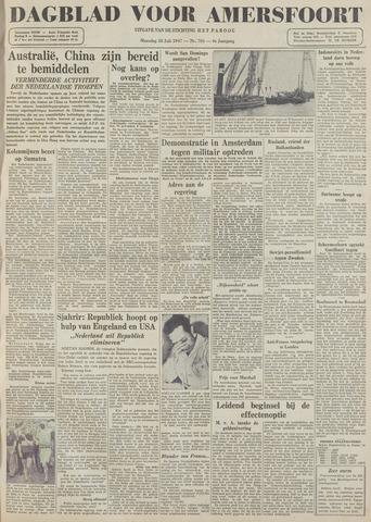 Dagblad voor Amersfoort 1947-07-28