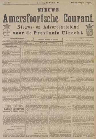 Nieuwe Amersfoortsche Courant 1904-10-26
