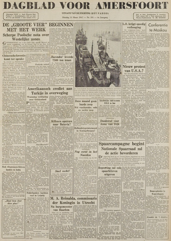 Dagblad voor Amersfoort 1947-03-11