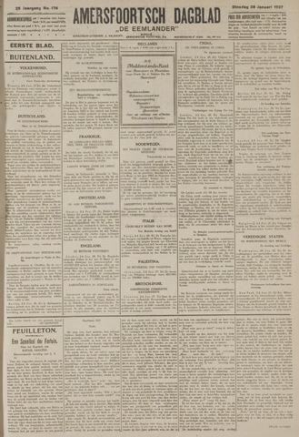 Amersfoortsch Dagblad / De Eemlander 1927-01-25