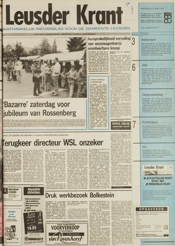 Leusder Krant 1993-06-16