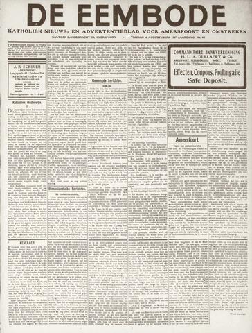De Eembode 1918-08-16