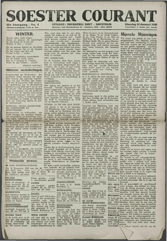 Soester Courant 1946-01-15