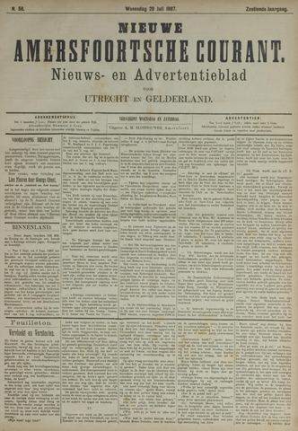 Nieuwe Amersfoortsche Courant 1887-07-20