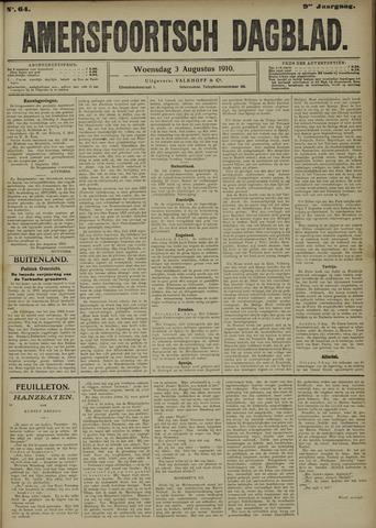 Amersfoortsch Dagblad 1910-08-03