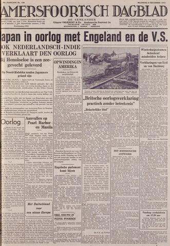 Amersfoortsch Dagblad / De Eemlander 1941-12-08