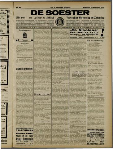 De Soester 1933-11-22