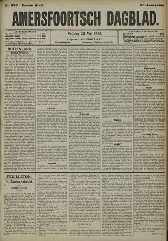 Amersfoortsch Dagblad 1908-05-22