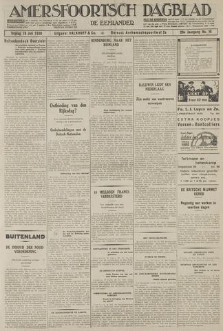 Amersfoortsch Dagblad / De Eemlander 1930-07-18