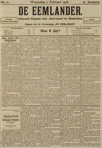 De Eemlander 1906-02-07