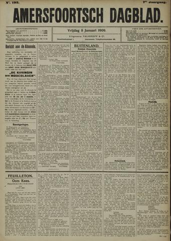 Amersfoortsch Dagblad 1909-01-08