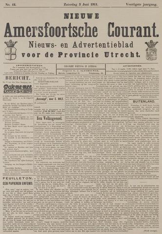 Nieuwe Amersfoortsche Courant 1911-06-03