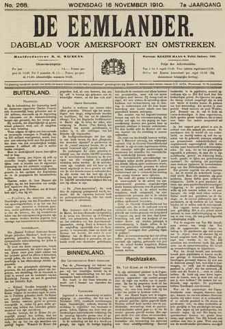 De Eemlander 1910-11-16