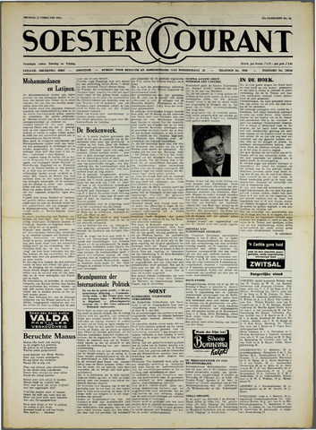 Soester Courant 1951-02-23