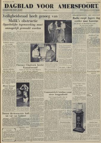 Dagblad voor Amersfoort 1950-08-09