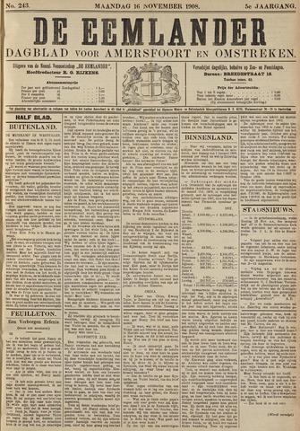 De Eemlander 1908-11-16