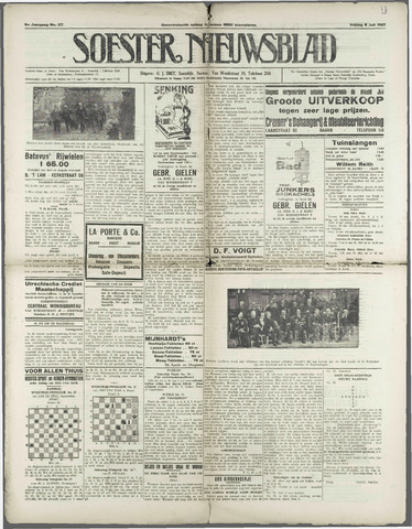Soester Courant 1927-07-08